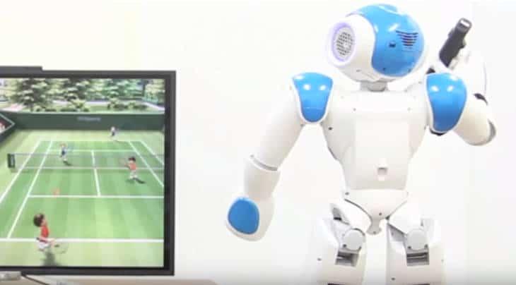 apprendre avec les robots