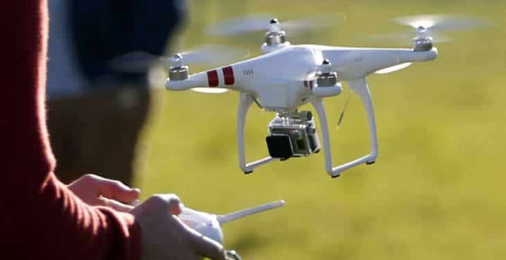 piloter les drones