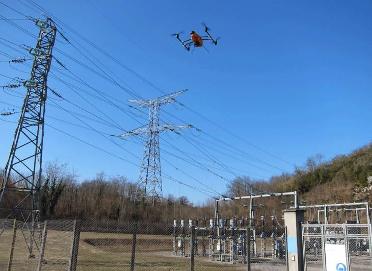 les drones pour réaliser des tâches dangeureuses