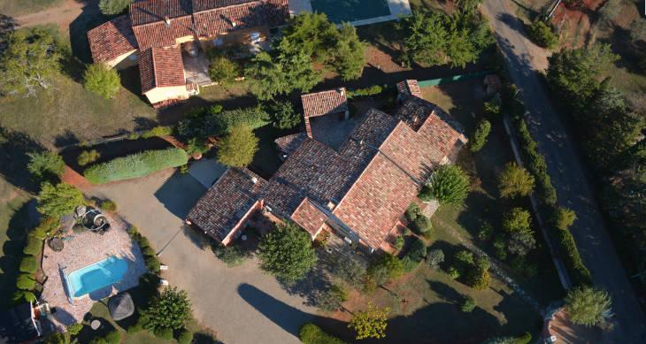 Un drone pour vendre sa maison