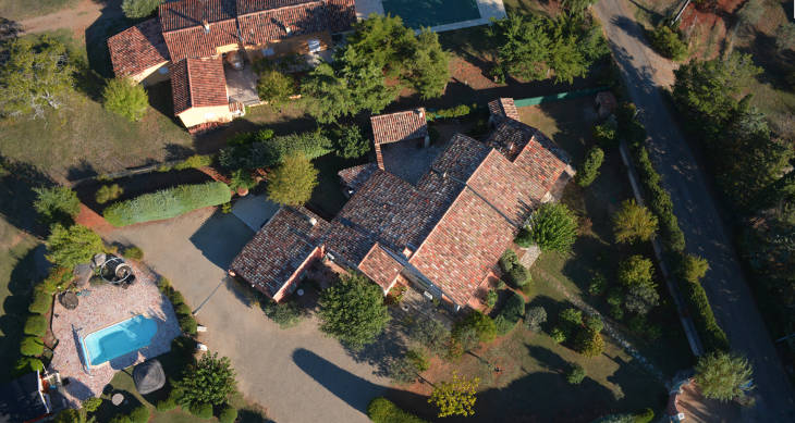 drone habitation