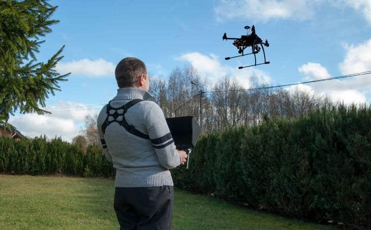 Première étape : je définis mon « profil drone »