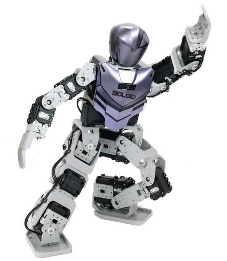 robot Bioliod