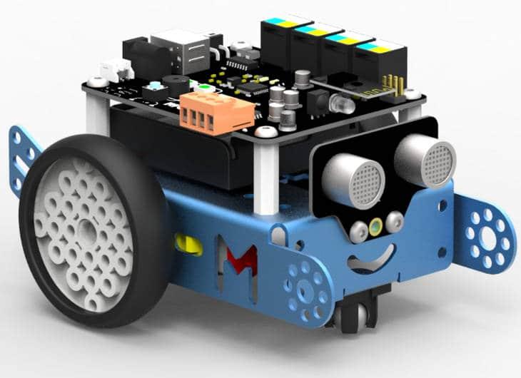 robot mBot-blue