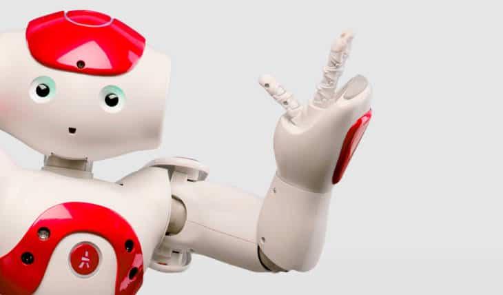 nao le robot éducatif