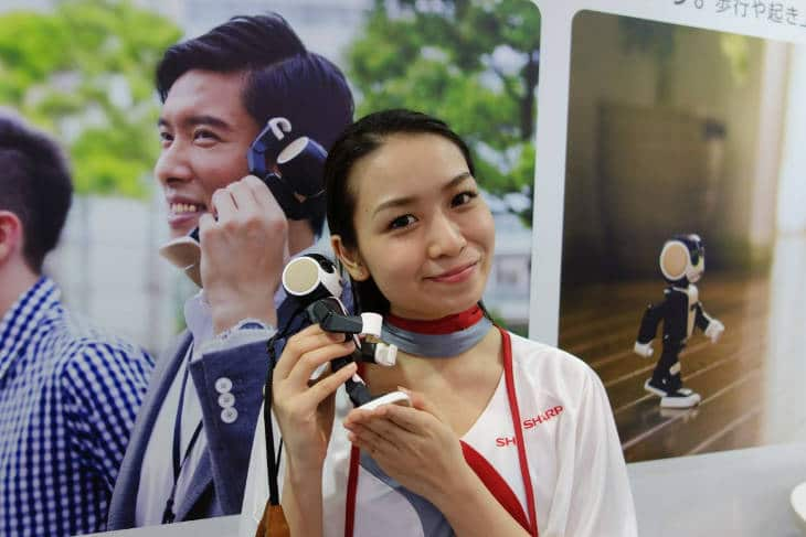 Le robot-phone est l'avenir du Smartphone