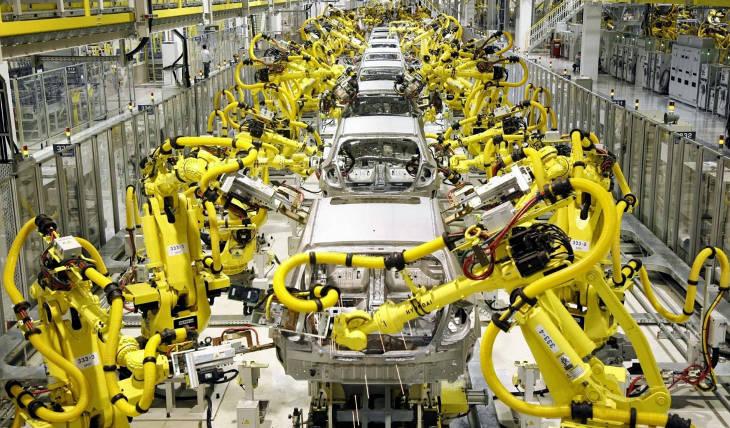 La nouvelle révolution industrielle sous le signe des robots