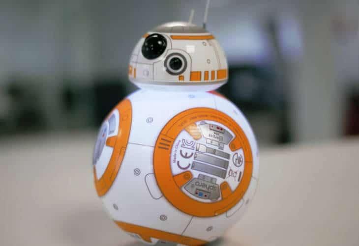 41 millions d'euros pour Sphero, fondateur du robot de Star Wars7