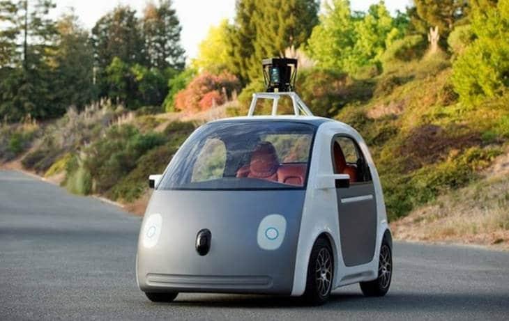 La voiture autonome de Google sera commercialisée dans deux ans