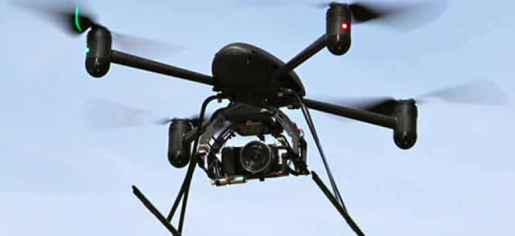 Drones malveillants: un nouveau marché s'amorce!