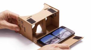 réalité virtuelle sur Robots et Compagnie