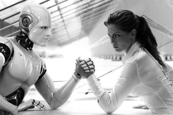 L'Intelligence artificiellebientôt plus forte que l'Homme ?
