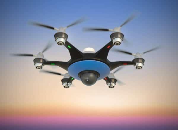 Le drone transforme notre économie
