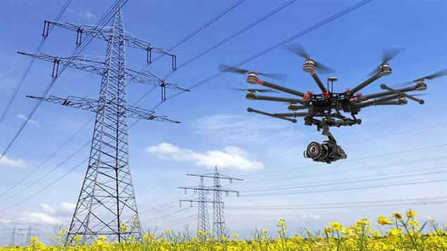 surveillance des drones