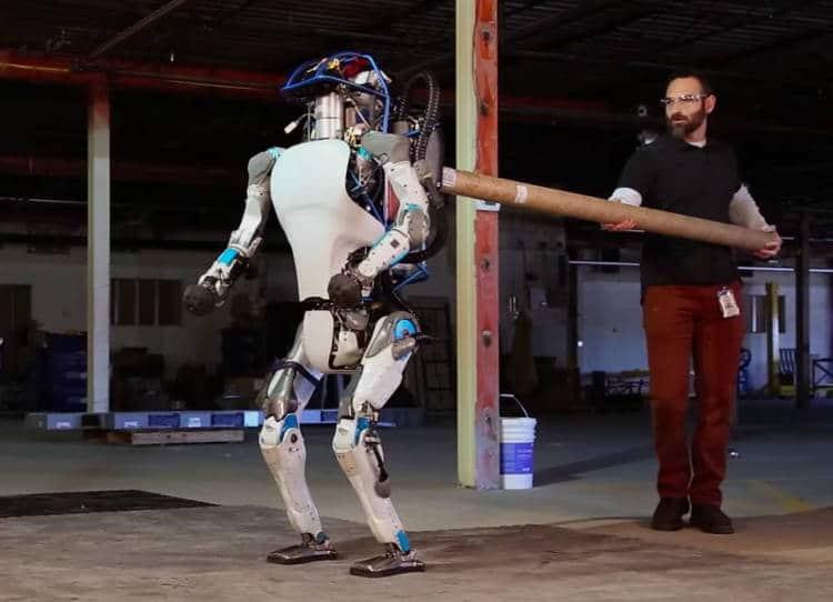robot atlas : Implanter les robots dans notre quotidien