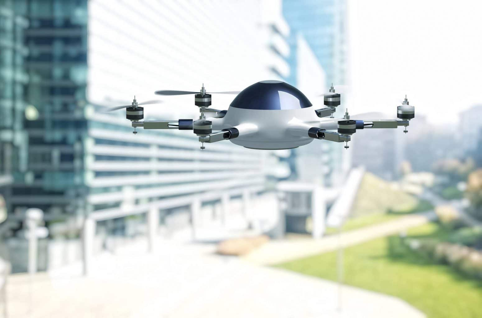 Drones et big data visuel, un enjeu marketing au service des grandes marques