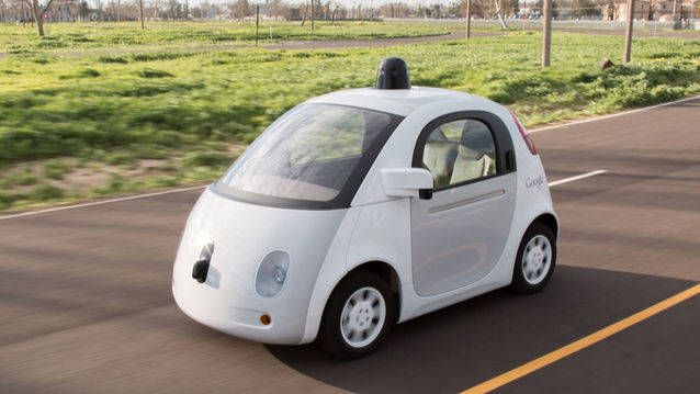 Pour éviter de tuer les piétons, la voiture autonome sera... collante