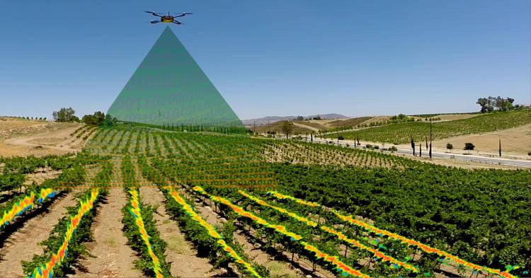 les drones à usage professionnels