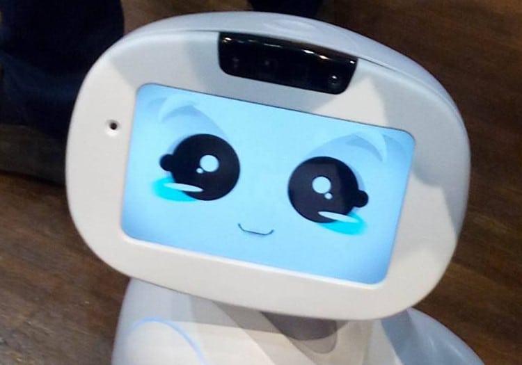 Innorobo2016: les robots de compagnie les plus mignons