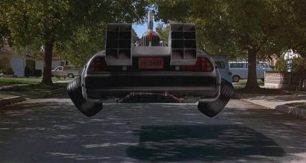 DeLorean 1