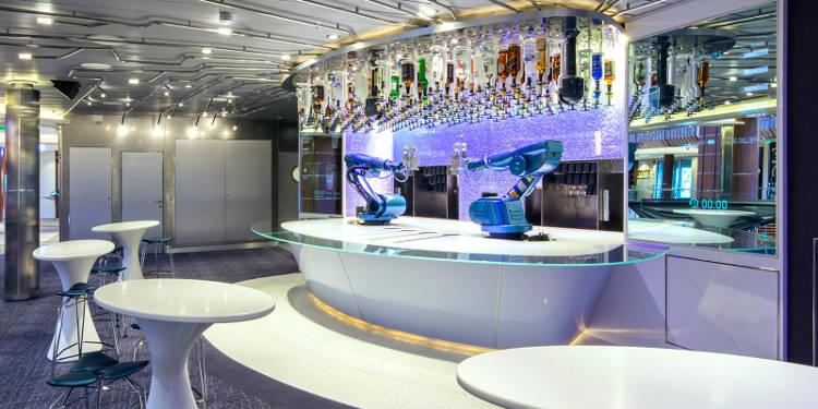 MakrShakr le robot cocktail