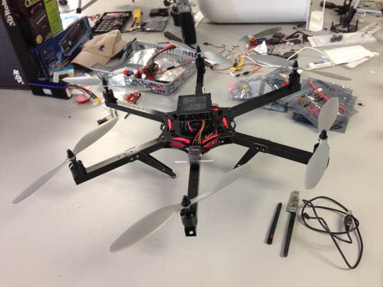 comment construire son drone ?