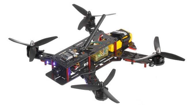 Peut-on construire son propre drone ?