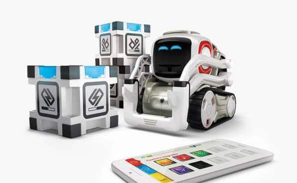 cozmo : Un robot de compagnie connecté à l'application Smartphone