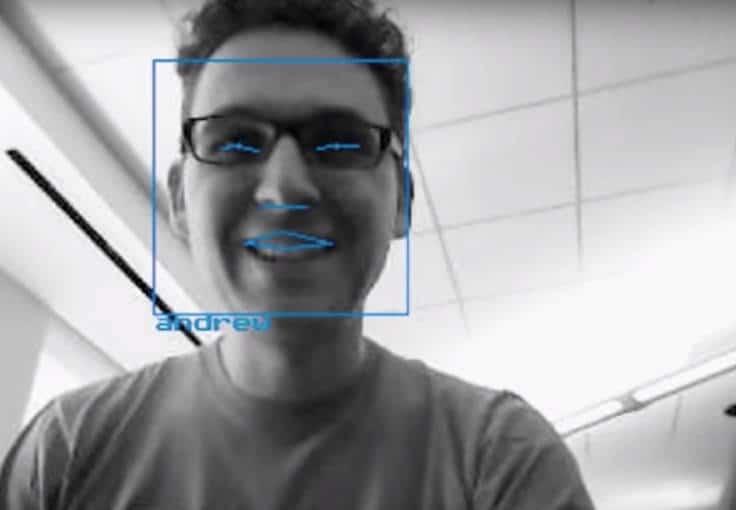 cozmofait de la econnaissance faciale, reconnaissance des émotions et deep learning