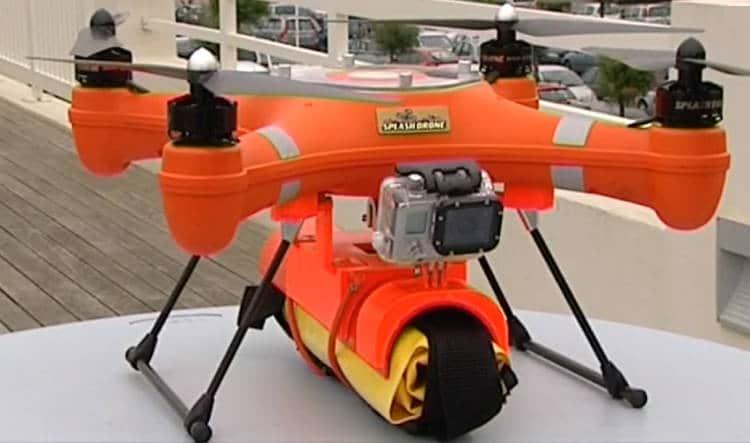 drone helper : Des doutes quant à la réelle efficacité du drone sauveteur