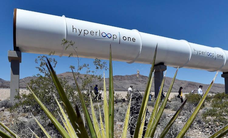 L'hyperloop prend forme et devrait commencer sa commercialisation vers 2020 ou 2021