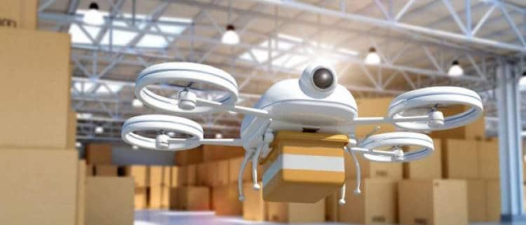 Google se lance dans la livraison par drone