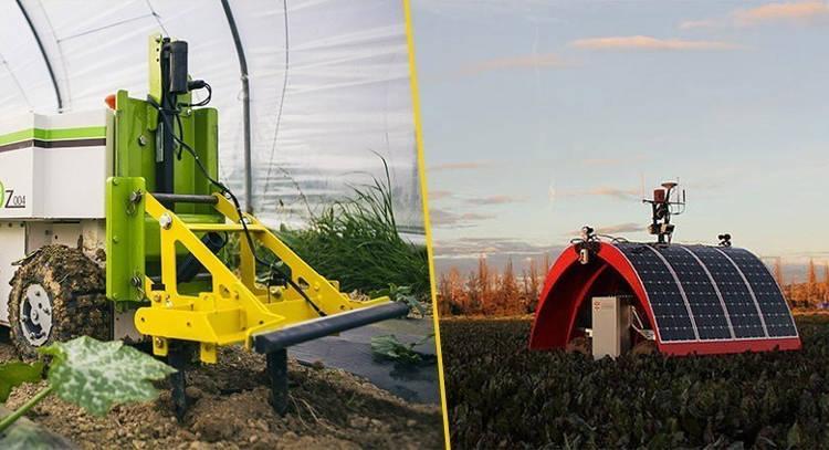 les robots agricoles autonomes arrivent dans nos campagnes