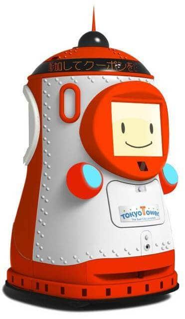 tawabo robot qui maitrise 4 langue pour onsieller les clients dans les hotels