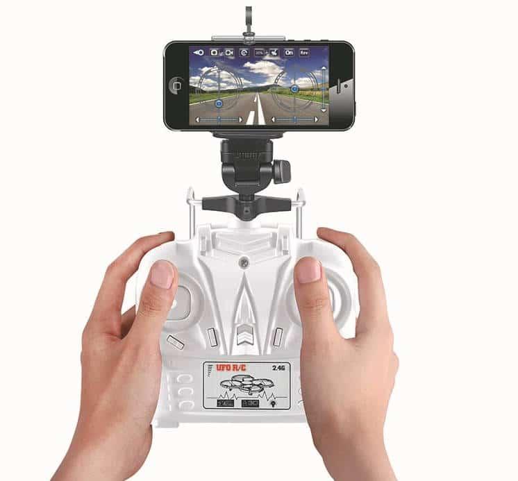 construire son drone : la radiocommande