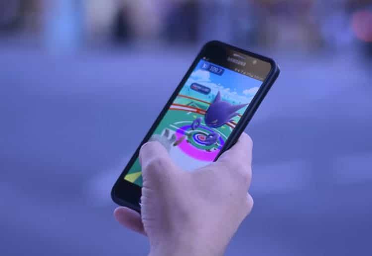 utiliser son drone pour jouer à pokemon go