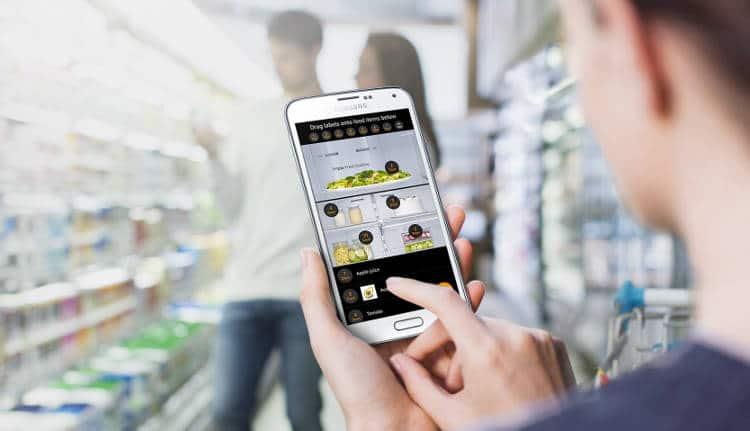 Samsung family hub : le réfrigérateur connecte de samsung