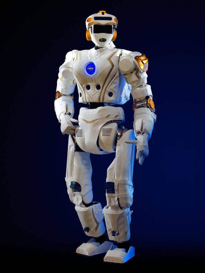 Valkyrie R5 robot de l'espace qui ira sur Mars