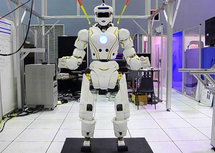 Un concours de robot de l'espace organisé par la NASA