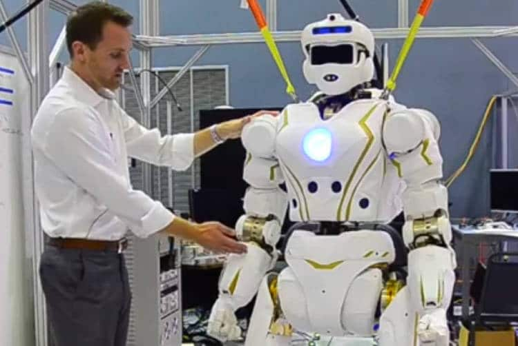 En quoi consiste le concours de robot de l'espace de la NASA ?