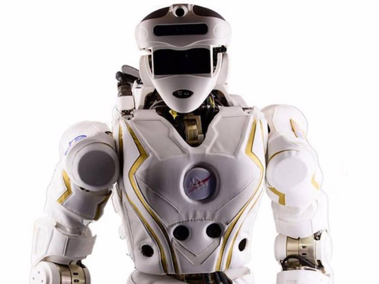 Valkyrie R5 le robot de la nasa pour le concours du robot de l'espace