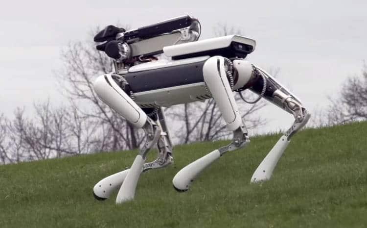 spotmini le robot chien de boston dynamics