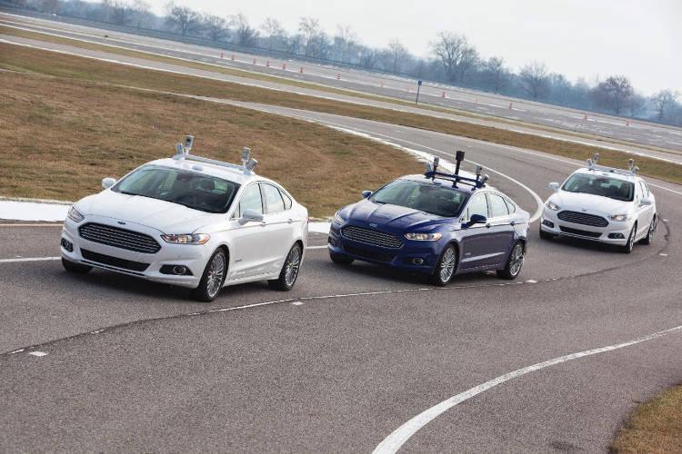 Ford et le MIT pour améliorer la sécurité des véhicules autonomes