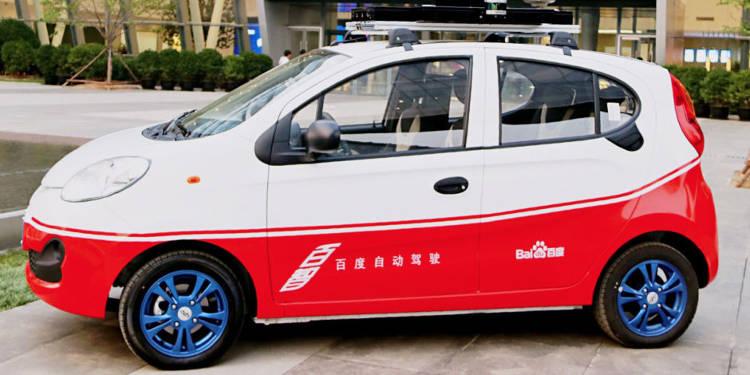 Véhicule autonome: encore un nouveau concurrent dans la course!