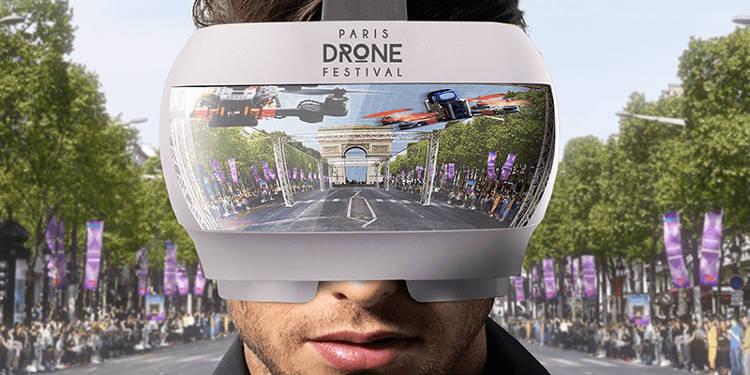 Le 1er Paris Drone Festival est un succès!