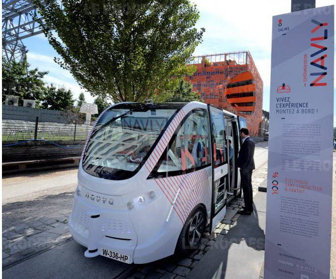 L'intelligence artificielle permet de développer l'autonomie de nos moyens de transport.
