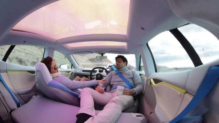 A quand la voiture 100% autonome?