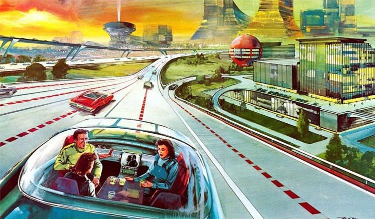 Sans la nécessité d'un être humain au volant un véhicule autonome pourrait prendre la place de deux véhicules conventionnels