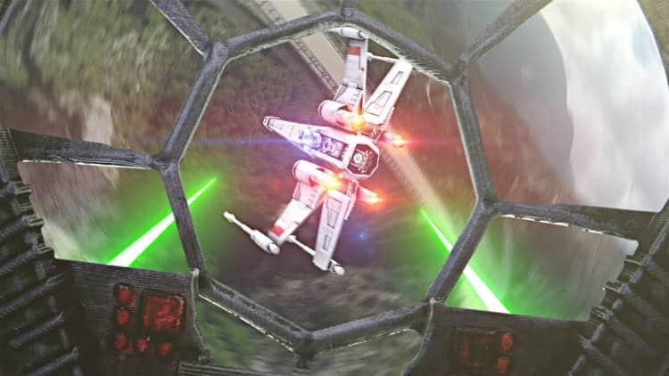 Un nouveau kit de drones Star Wars fait fureur aux Etats-Unis (et son prix est abordable!)
