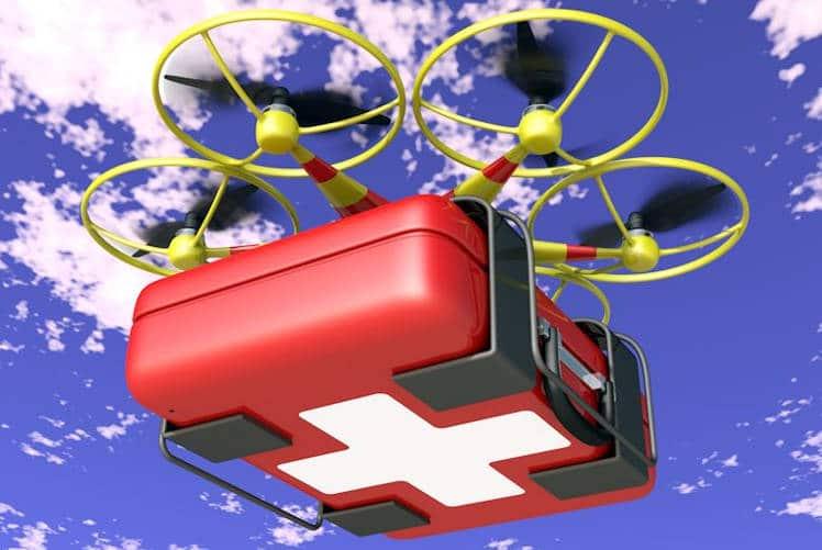Pompier, garde-forestier, garde-côte, recherche de personnes disparues : les drones-assistants se multiplient dans le monde!